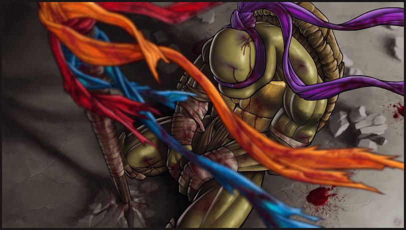 Черепашки-ниндзя: мастера эпохи осквернения - Изображение 8