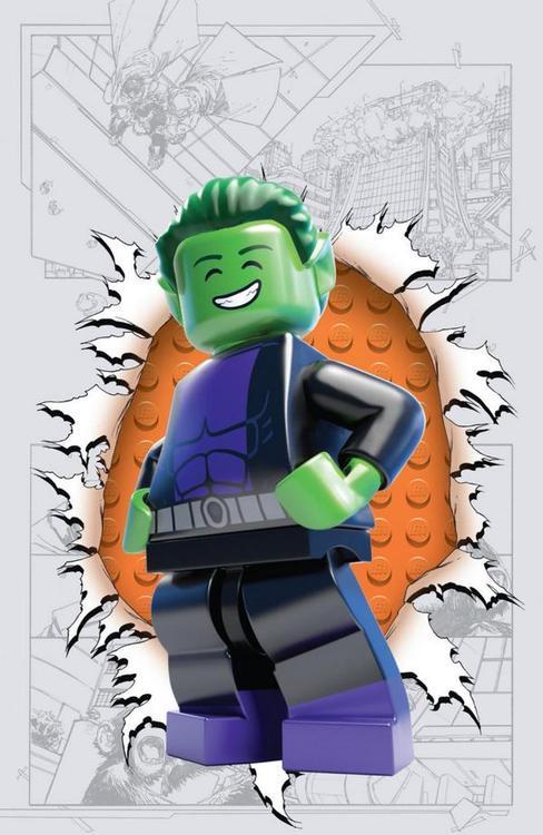 LEGO украшает комиксы DC  - Изображение 16
