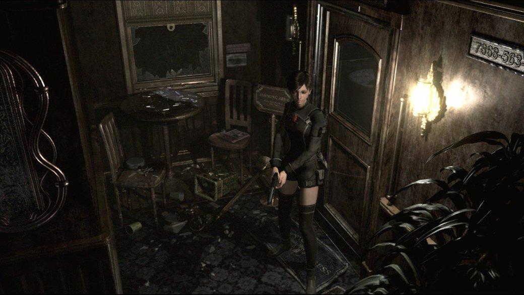 Рецензия на Resident Evil Zero HD - Изображение 7