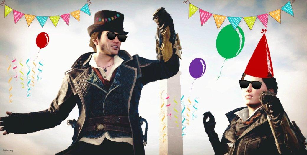 30 лучших игр 2015 года: Assassin's Creed Syndicate . - Изображение 1