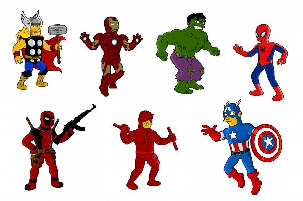 Галерея вариаций: Мстители-женщины, Мстители-дети... - Изображение 55