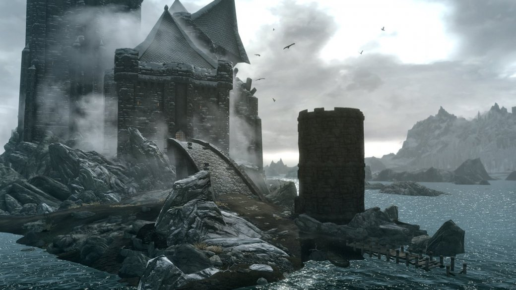 Ночь короче дня: рецензия на TES V: Skyrim - Dawnguard - Изображение 1
