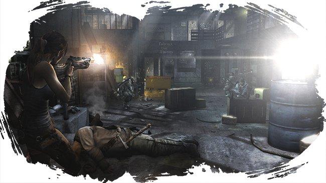 Tomb Raider - Выжить любой ценой - Изображение 4