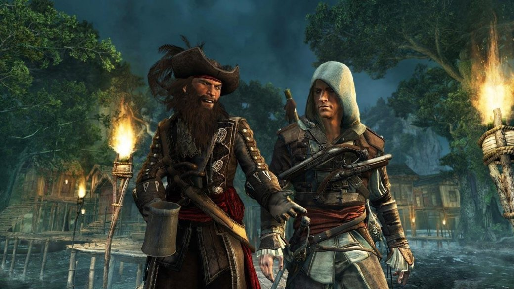 Обзор Assassin's Creed 4: Black Flag (Sorcastic Blog) - Изображение 2