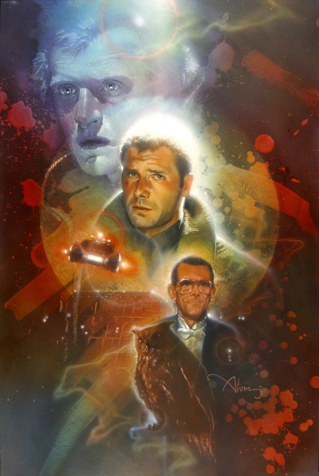 Неопубликованные постеры Джона Элвина - Изображение 2