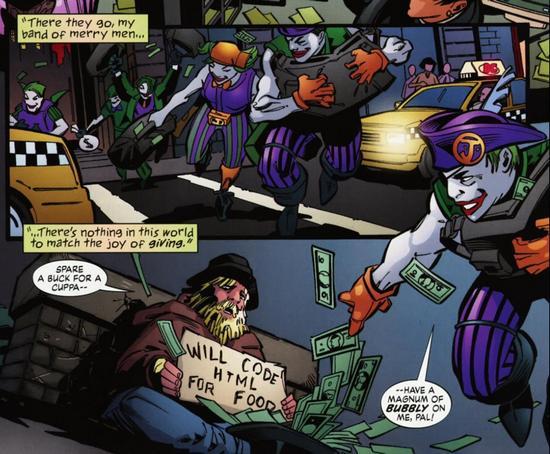 Культпросвет: Gotham City Impostors и Detective Comics 867-870 - Изображение 4