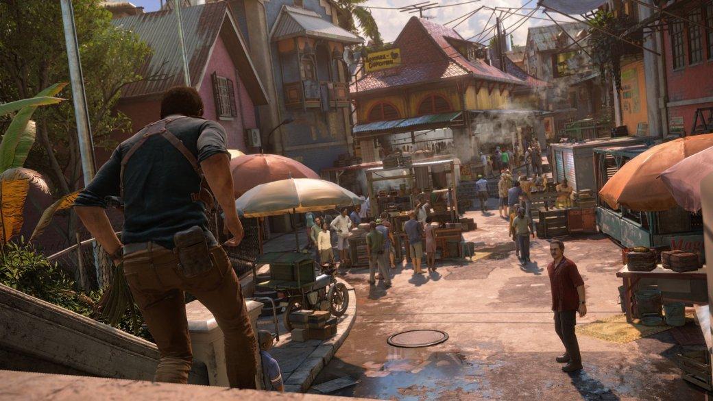 20 изумительных скриншотов Uncharted 4 - Изображение 13