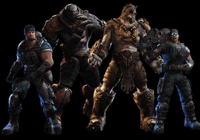 Новое дополнение для Gears of War 3 появится в марте - Изображение 1