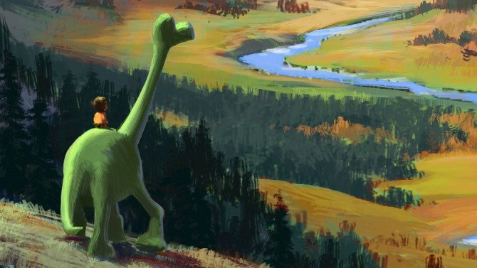 «Мост Шпионов», «Добрый Динозавр» и «Виктор Франкенштейн» - Изображение 7