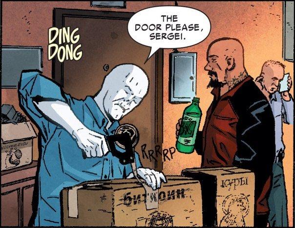 «Мы не можем показать, как писают на труп в комиксе о Человеке-Пауке». - Изображение 4