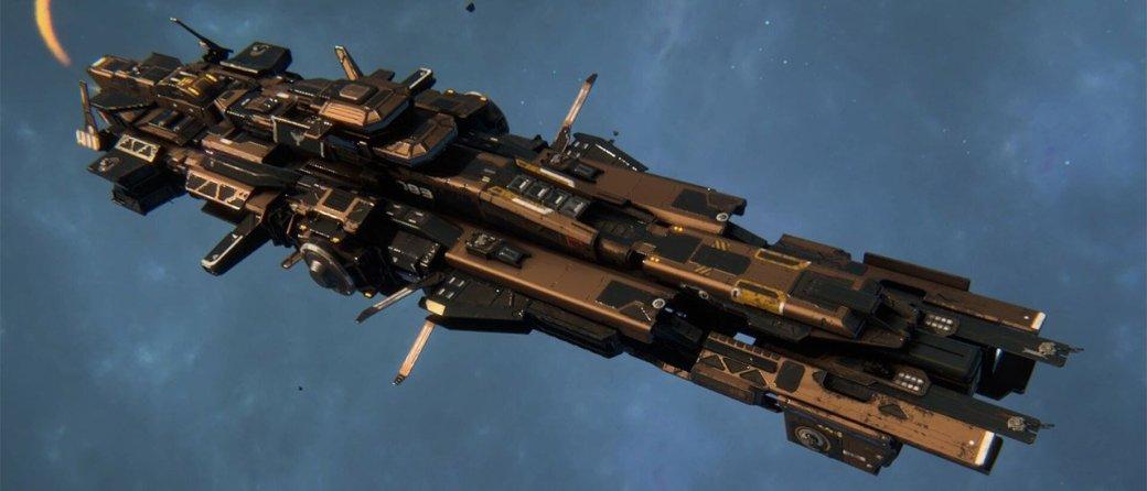 В Star Conflict появится новый класс кораблей. - Изображение 2
