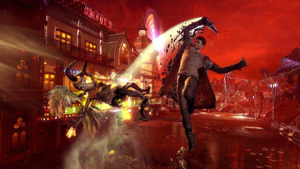 DmC: Devil May Cry. Впечатления от закрытого показа. - Изображение 6
