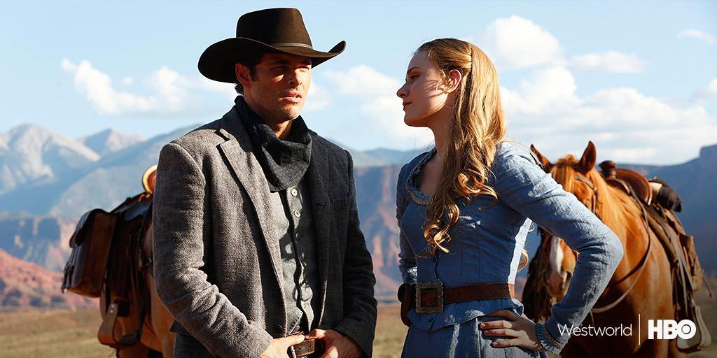 HBO снимает оргию с 57 статистами для сериала Westworld - Изображение 1