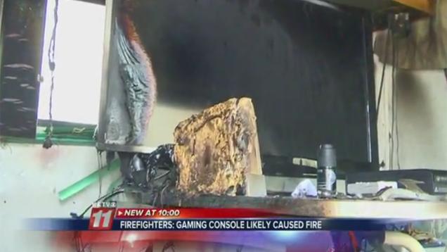 Nintendo Wii обвиняют в поджоге. - Изображение 1