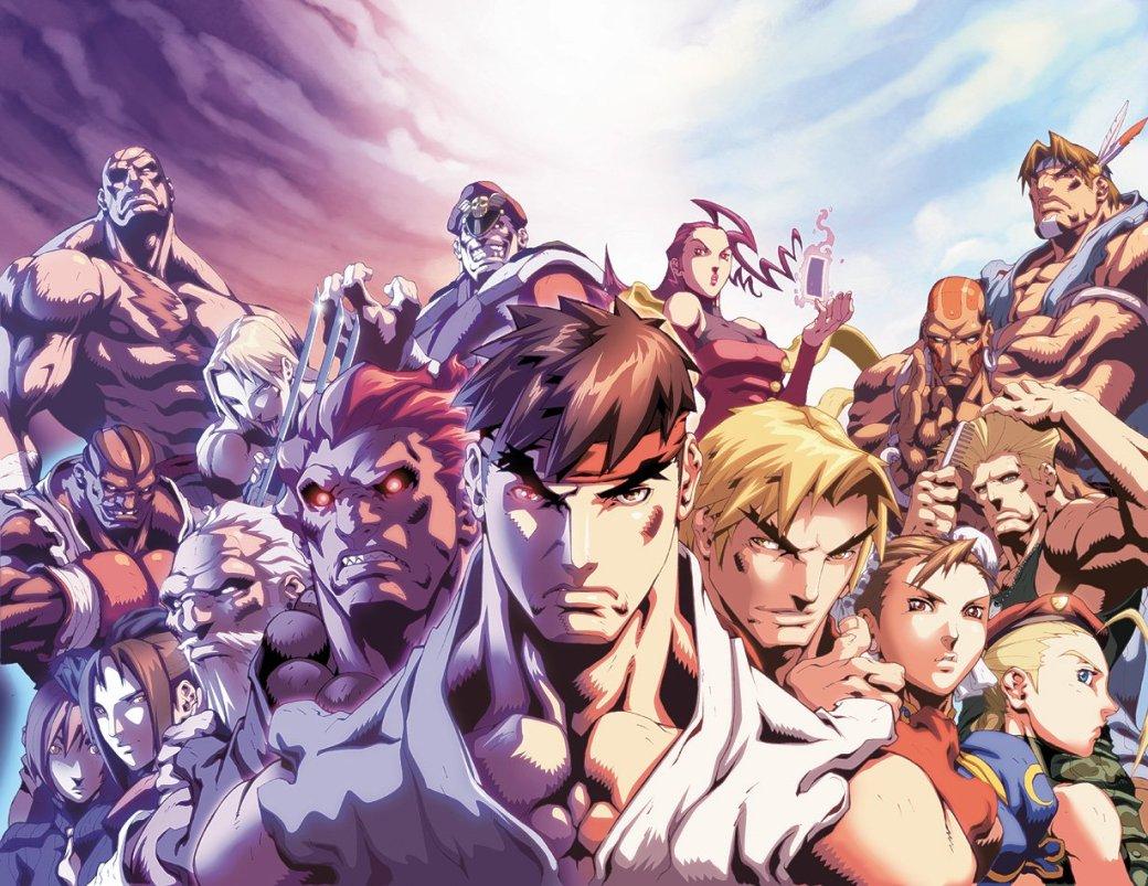 Street Fighter II и еще 3 события из истории игровой индустрии - Изображение 1