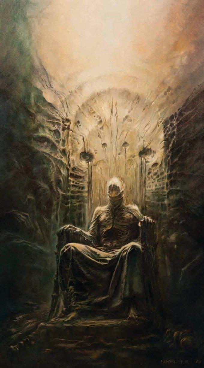 Боги старые и новые - Изображение 12