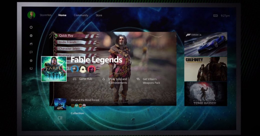 New Xbox One Experience: что вошло в обновленную версию интерфейса. - Изображение 1