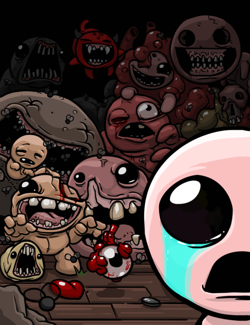 Рецензия на The Binding of Isaac: Rebirth - Изображение 2