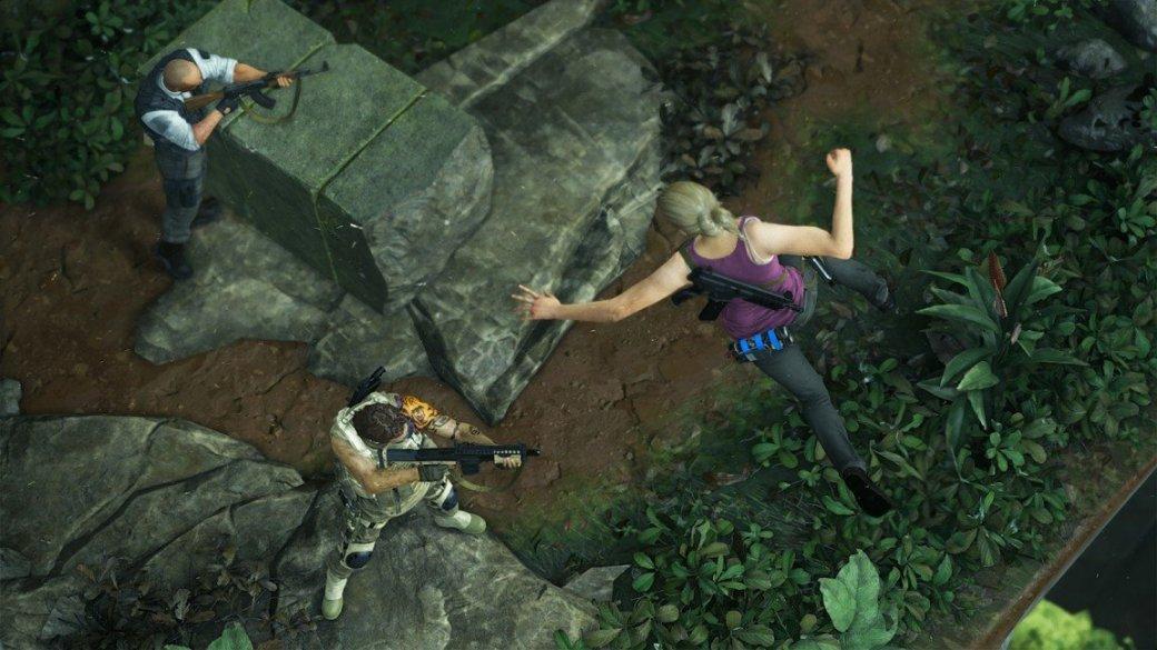 PGW 2015. Все о мультиплеере Uncharted 4 - Изображение 2