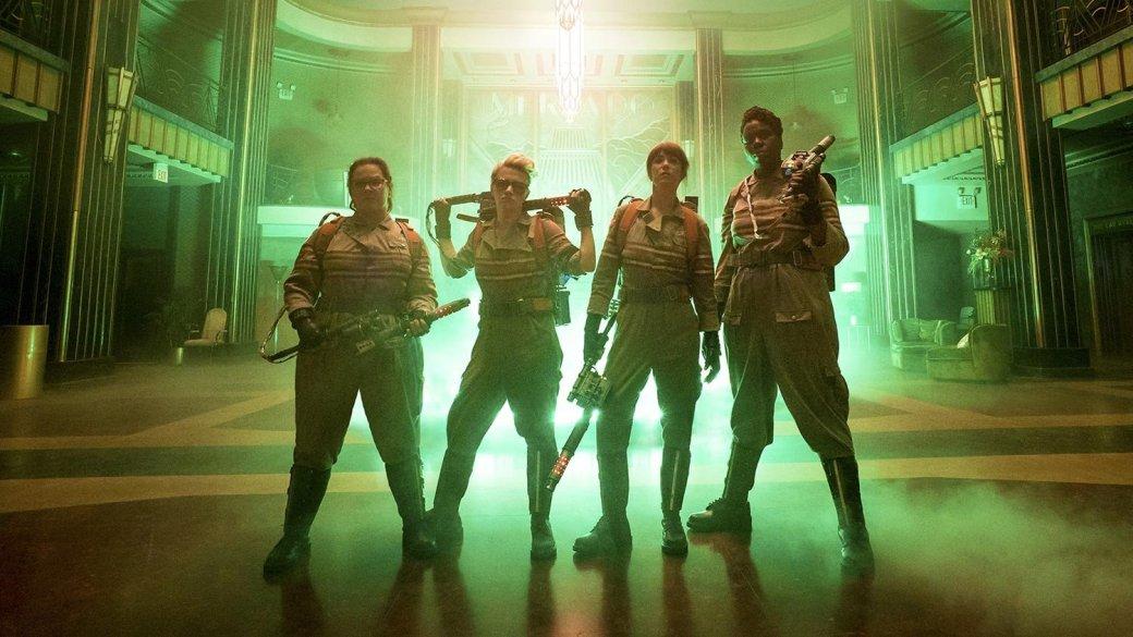 На Blu-ray «Охотников за привидениями» будет 3 часа бонусов - Изображение 1