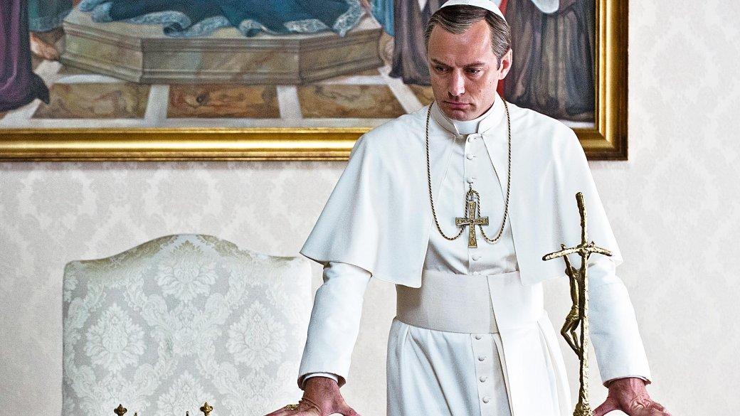 Рецензия на «Молодого Папу». - Изображение 1