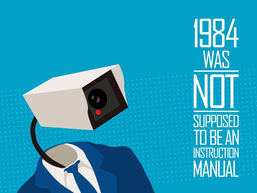 Ода абсолютной власти: Джордж Оруэлл, «1984» - Изображение 3