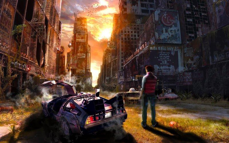 Ховерборды, летающие автомобили и планшеты - Изображение 19