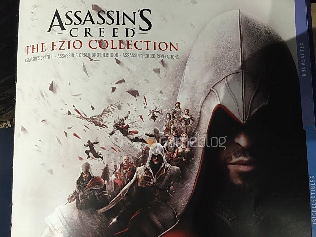 Сборник Assassin's Creed Ezio Collection подтвержден. - Изображение 1