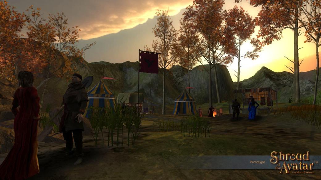 Shroud of the Avatar Гэрриота прошла отбор в Steam Greenlight - Изображение 1