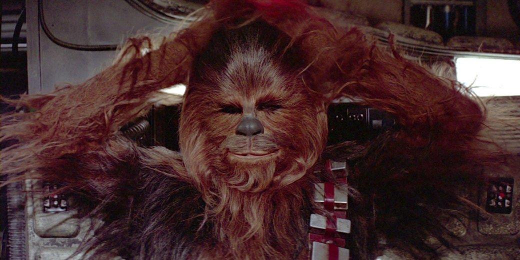 Чубакка в «Звездных войнах» говорил с прекрасным британским акцентом - Изображение 1