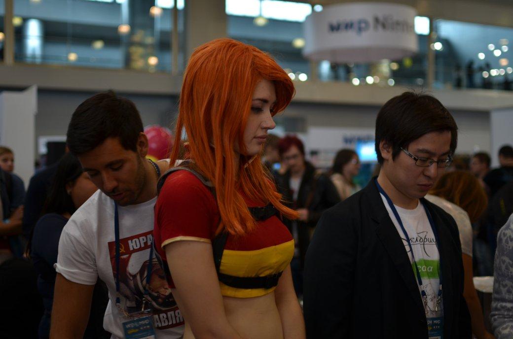 Фотоотчет с «Игромира» и Comic Con Russia, день 3 – Миша Коллинз - Изображение 2