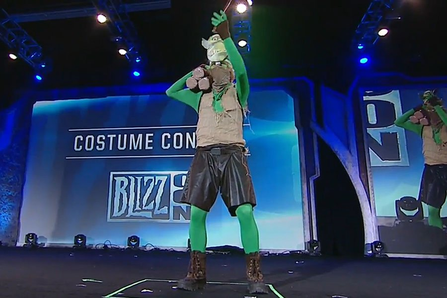 BlizzCon 2014. Конкурс костюмов - Изображение 31
