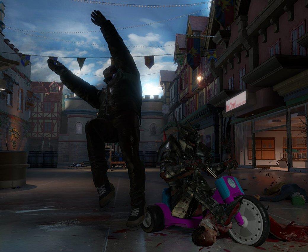 Рецензия на Dead Rising 4. Обзор игры - Изображение 7
