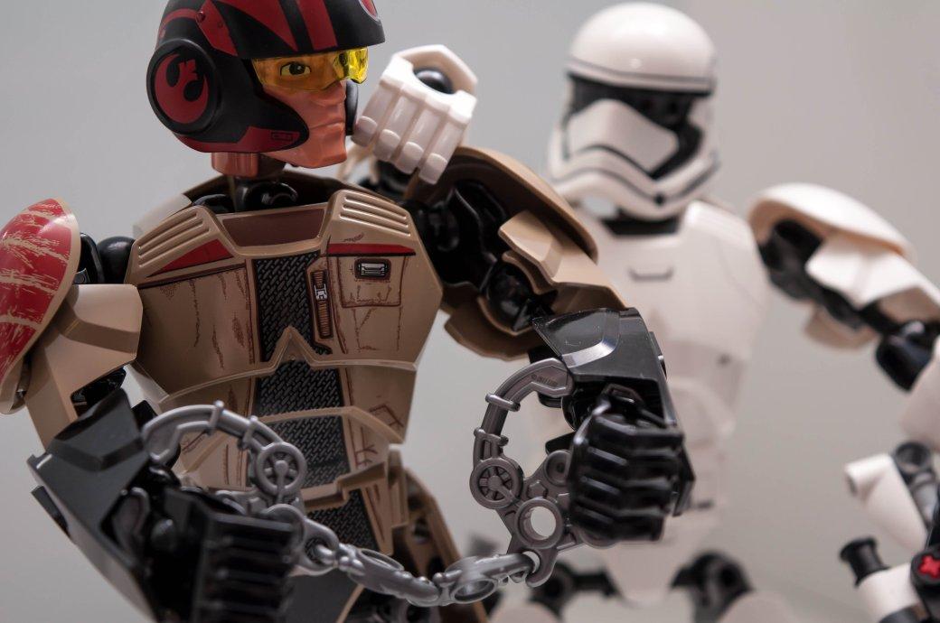 Нелепые приключения сборных фигурок LEGO Star Wars. - Изображение 5