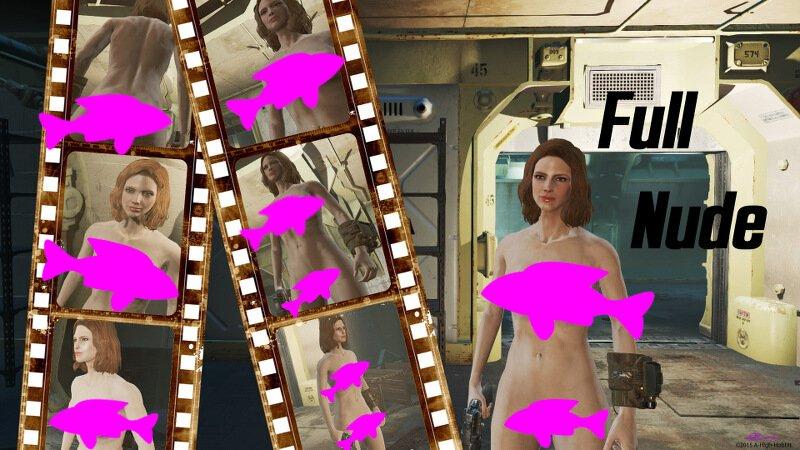 Чего не хватало Fallout 4? Ах да, голых женщин! - Изображение 1