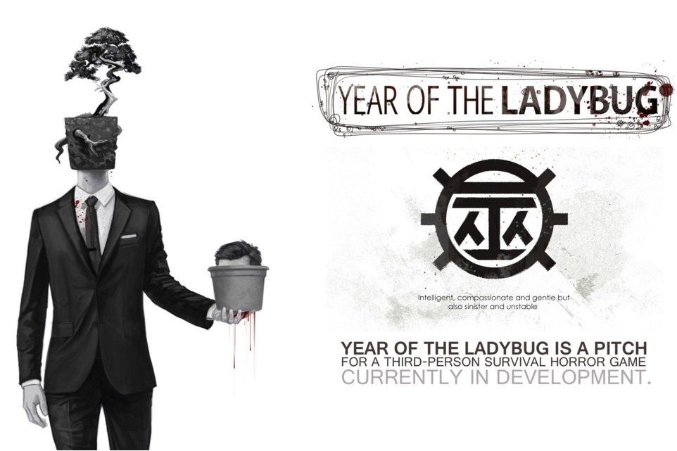 Year of the Ladybug: пугающий концепт наследницы Silent Hill. - Изображение 1