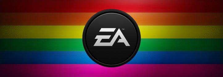Electronic Arts в очередной раз поддержала однополые браки - Изображение 1