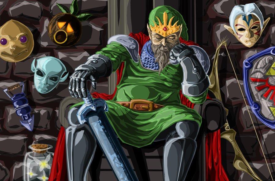 Должна ли Nintendo перезапустить The Legend of Zelda - Изображение 12