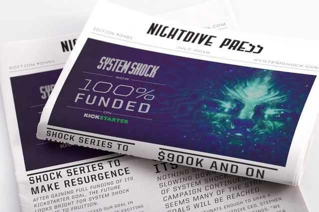 System Shock смог: Ремастер собрал почти $1 миллион на Kickstarter - Изображение 1