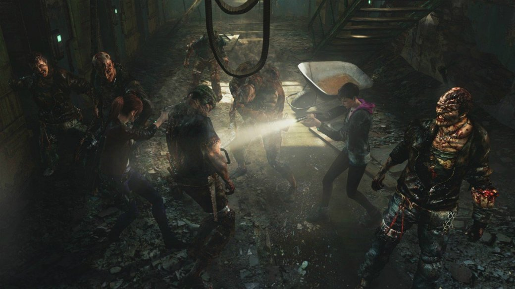 Упущенный шанс. Resident Evil: Revelations 2 - Изображение 2