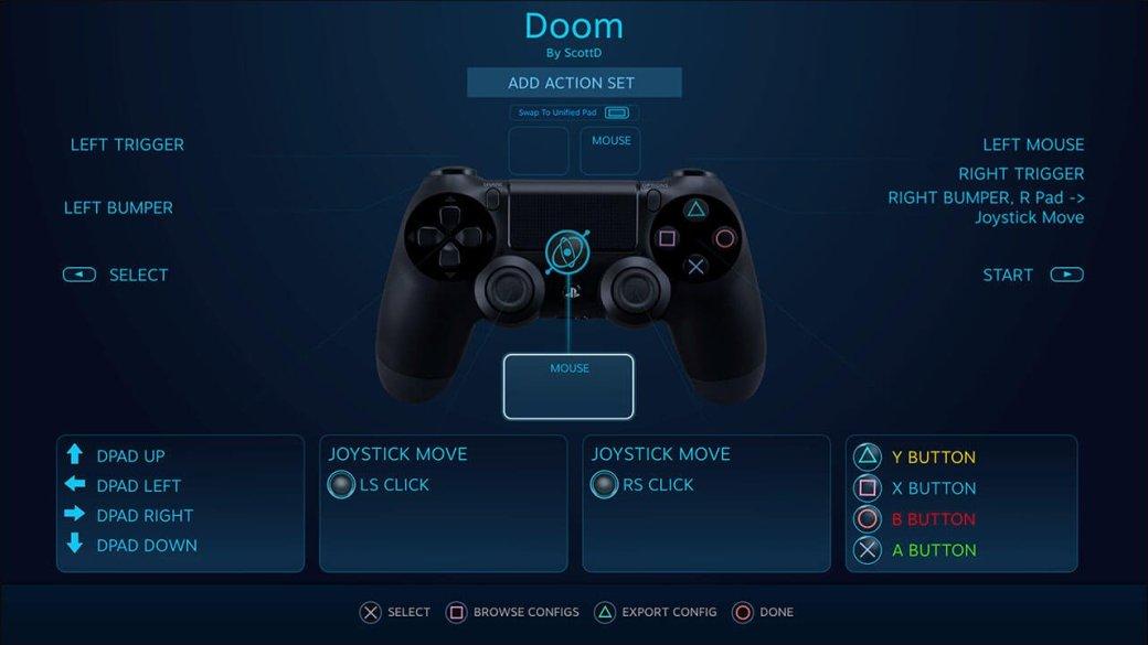 Steam добавил полную поддержку контроллера от PS4 [обновлено] - Изображение 1