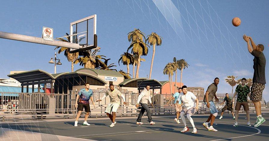 В NBA Live 16 можно будет сыграть бесплатно - Изображение 1