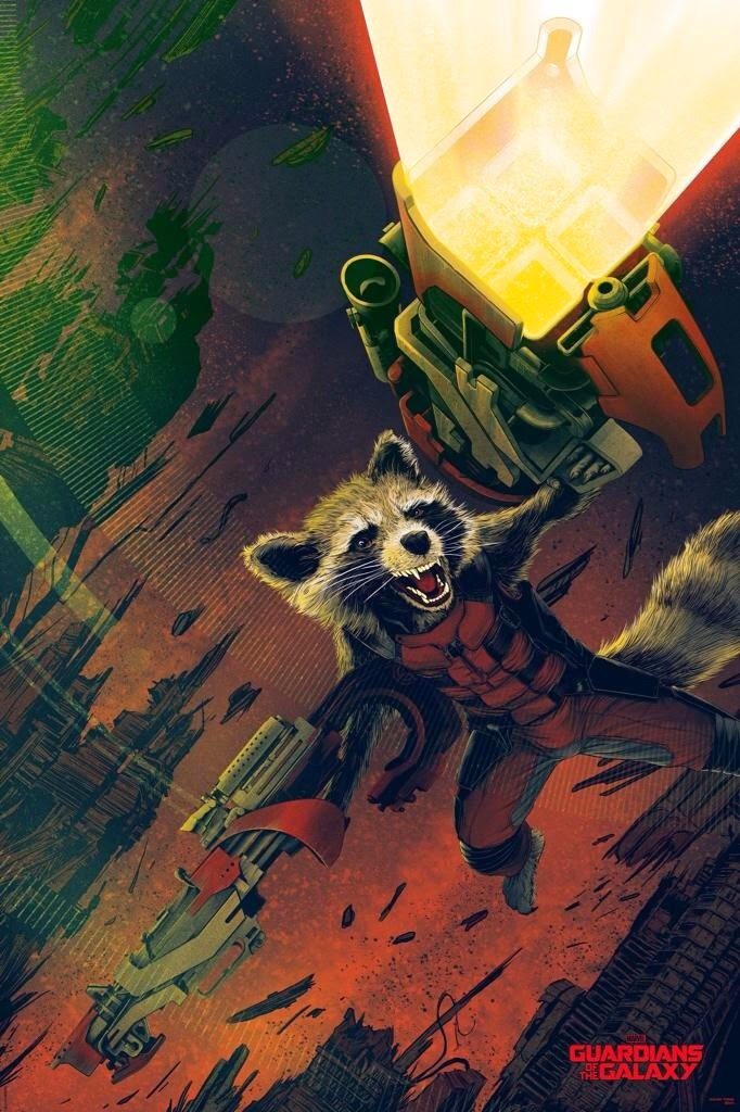 Лучшие постеры Comic-Con - Изображение 12