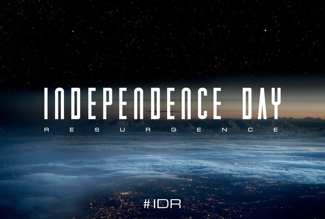 Герои «Дня независимости 2» готовы к обороне от пришельцев - Изображение 1