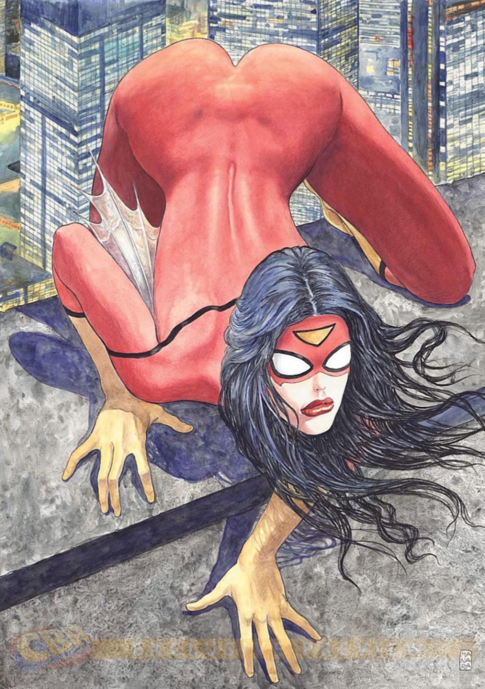 DC сняла с публикации обложку «Batgirl» из-за скандала - Изображение 3