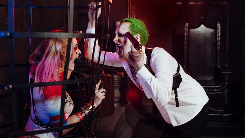 Косплей дня: Харли Квинн и Джокер из «Отряда самоубийц» - Изображение 4