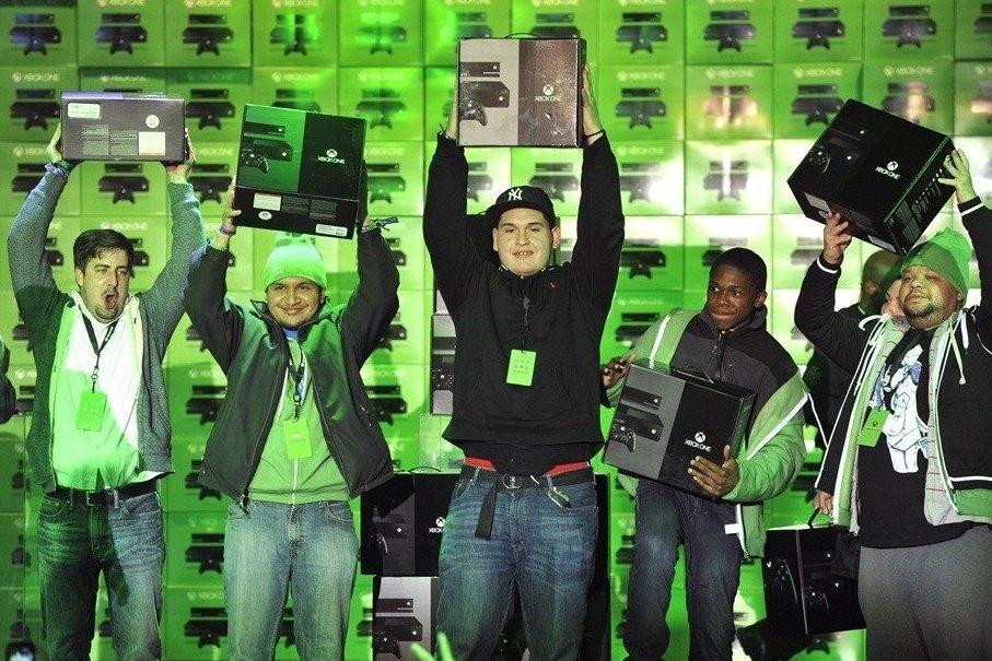 Xbox One прервала десятимесячное лидерство PS4 в США - Изображение 1