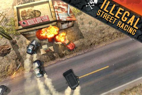 Death Rally - первая игра от Remedy на iOS. - Изображение 1