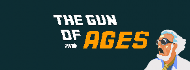 The Gun Of Ages - чокнутый ученый, машина времени и приключения [#GamesJam]. - Изображение 1