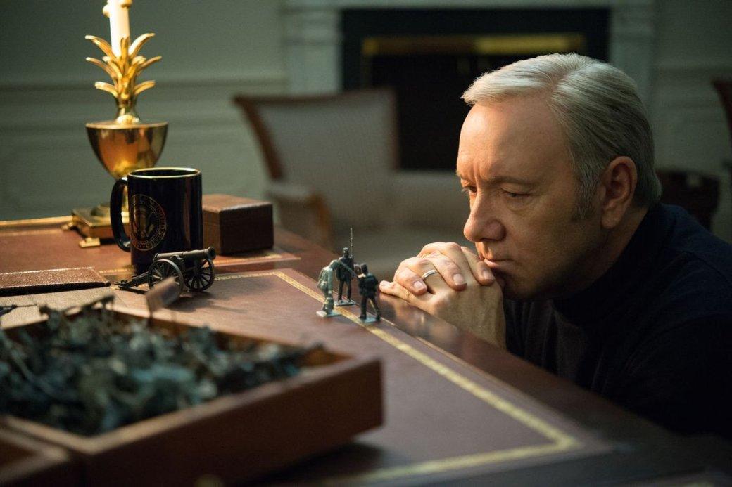 Рецензия на четвертый сезон «Карточного домика» - Изображение 7